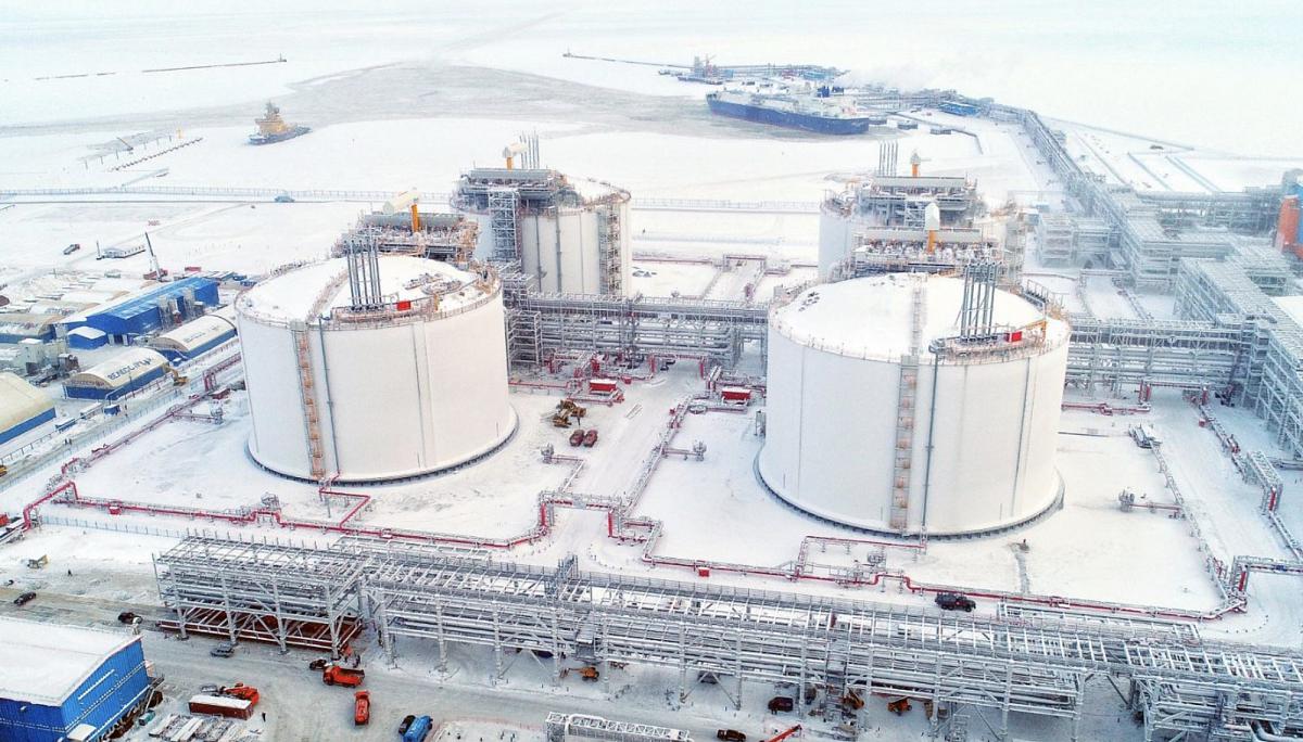 СПГ в России. Путь производственных мощностей