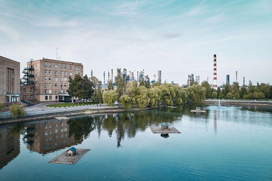 Московский НПЗ подвел итоги природоохранных программ в день экологии