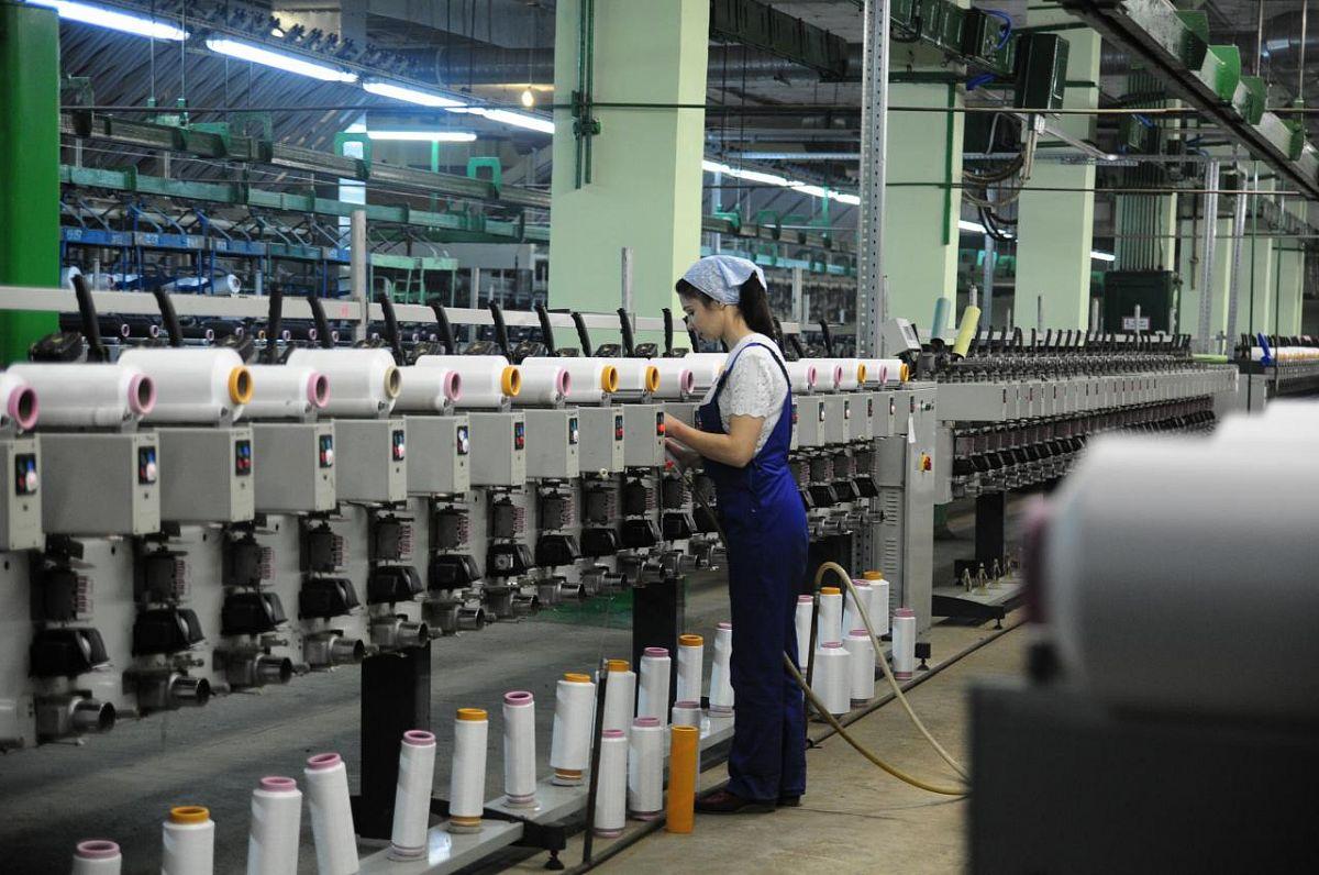 Мировой рынок химических волокон