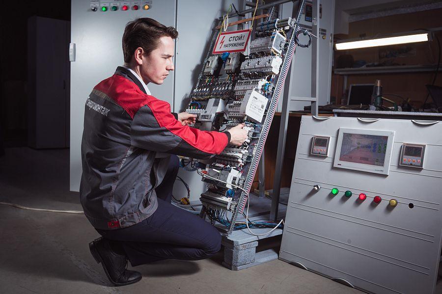 Специализированная система управления промышленным электрообогревом ConTrace
