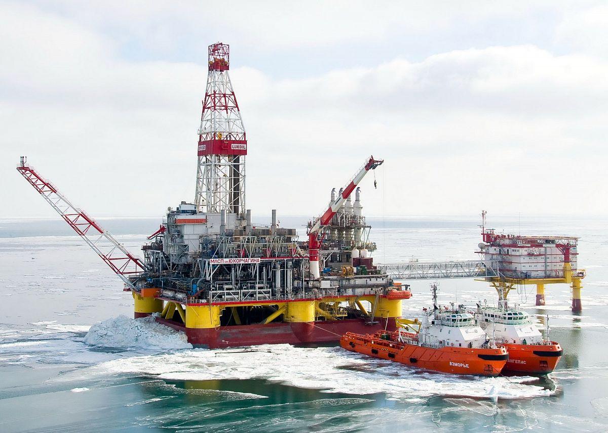 Применение постоянно действующей геолого-технологической модели при расчете технологических показателей скважин морского нефтегазового месторождения при газлифтном способе эксплуатации