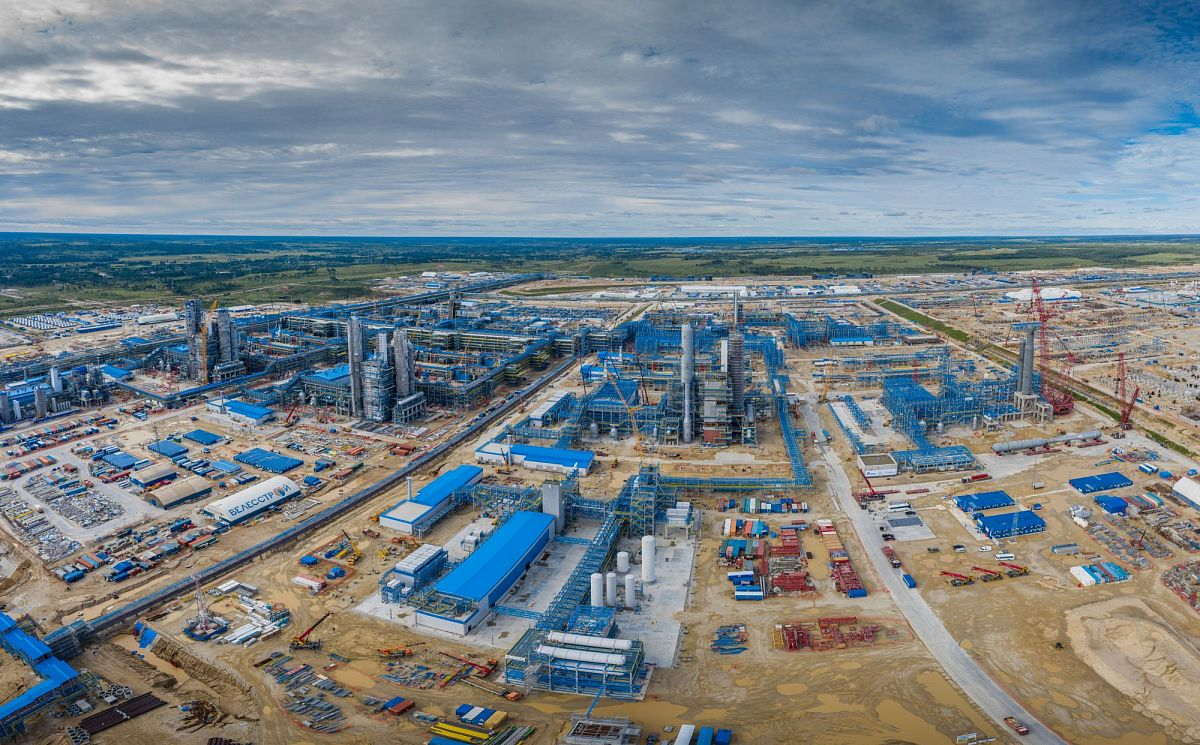 Амурский ГПЗ – основа газохимического кластера Дальнего Востока России