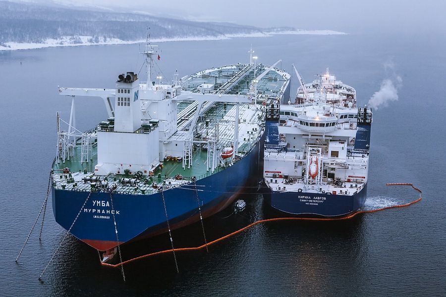 Middle East Oil Supply Irrelevant, as Russia's Arctic Surge Begins