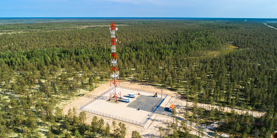 В Сибирском филиале Связьтранснефти завершен капитальный ремонт 6 антенно-мачтовых сооружений