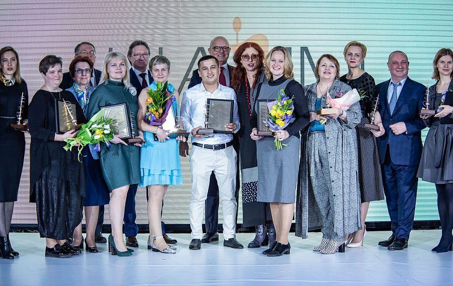 Группа Компаний «Энергоконтракт» впервые стала лауреатом премии «Золотое веретено» сразу в двух номинациях - «Спецодежда» и «Рабочие специальности»