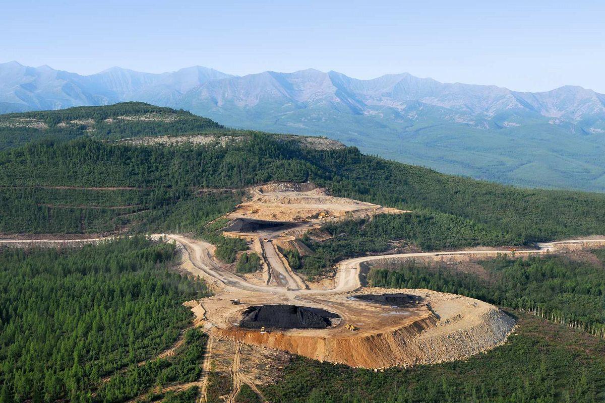 Технология управления состоянием горного массива