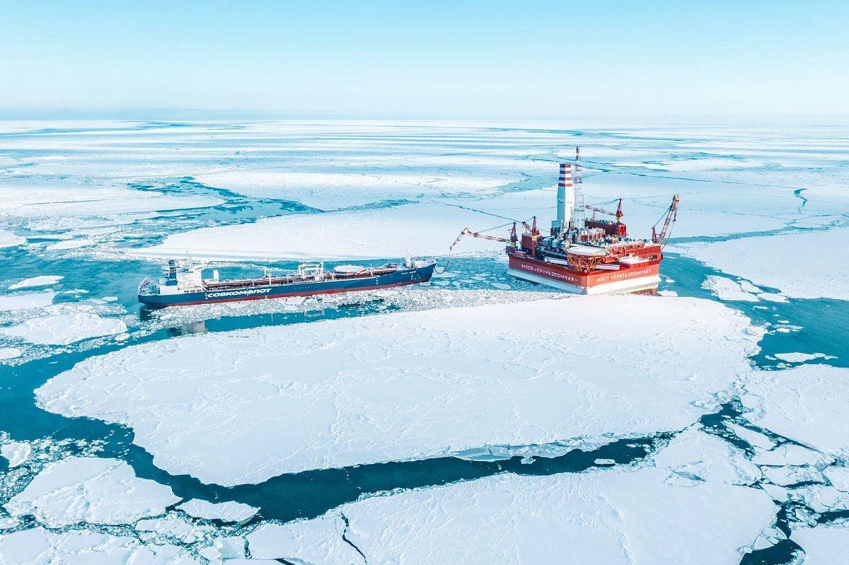 Нефтегазоносные бассейны шельфа России