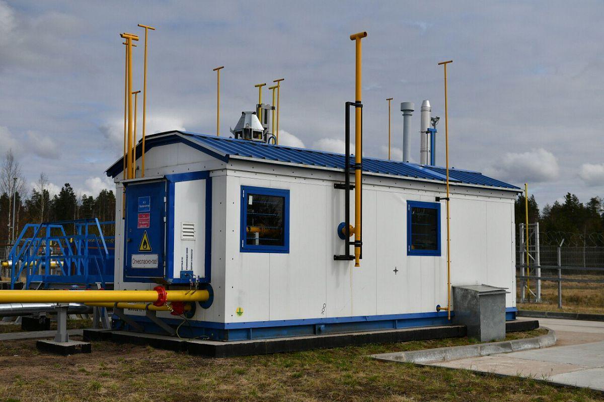 Применение турбодетандеров на газораспределительных станциях с целью получения сжиженного газа