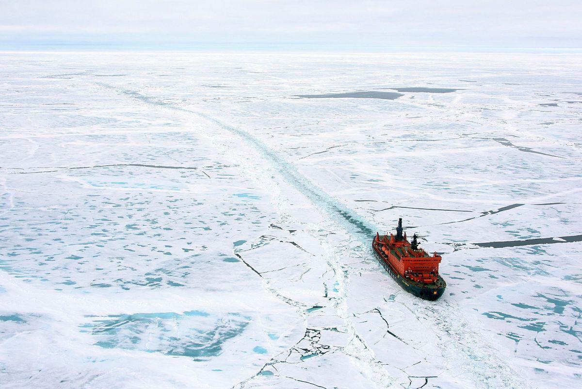 От Сабетты до Карских ворот. Методика расчёта скорости движения судна в ледяном покрове как интегрального показателя ледовых условий плавания
