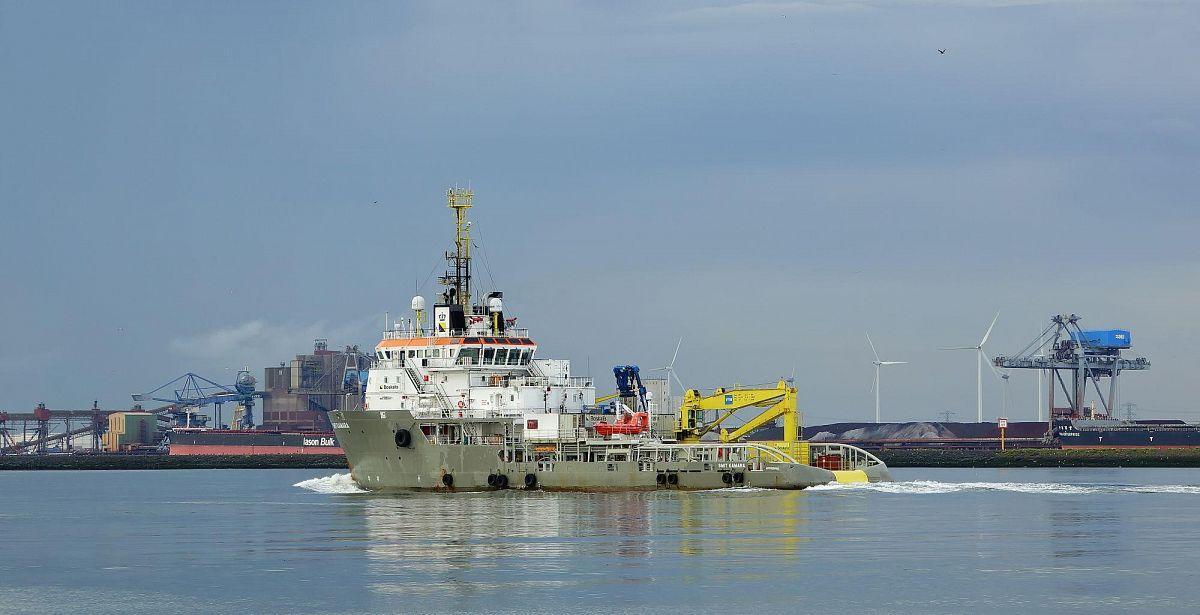 Новый флот для Северного потока-2