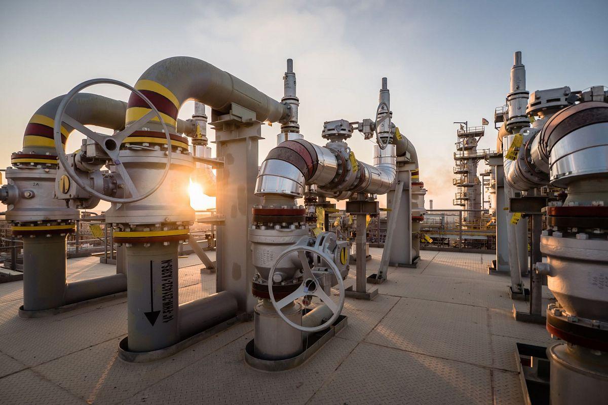 Биохимический контроль № 1 в геоэкологии газового конденсата