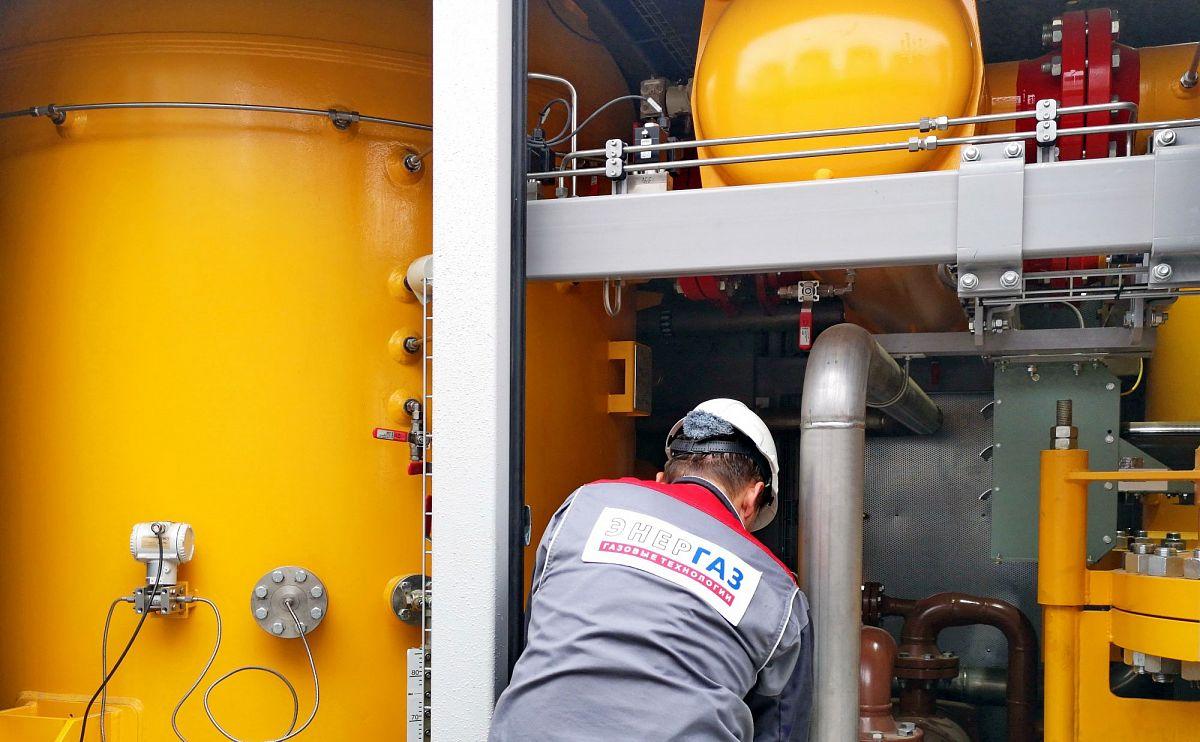 Качественный сервис – обязательный фактор эффективности и надежности оборудования газоподготовки