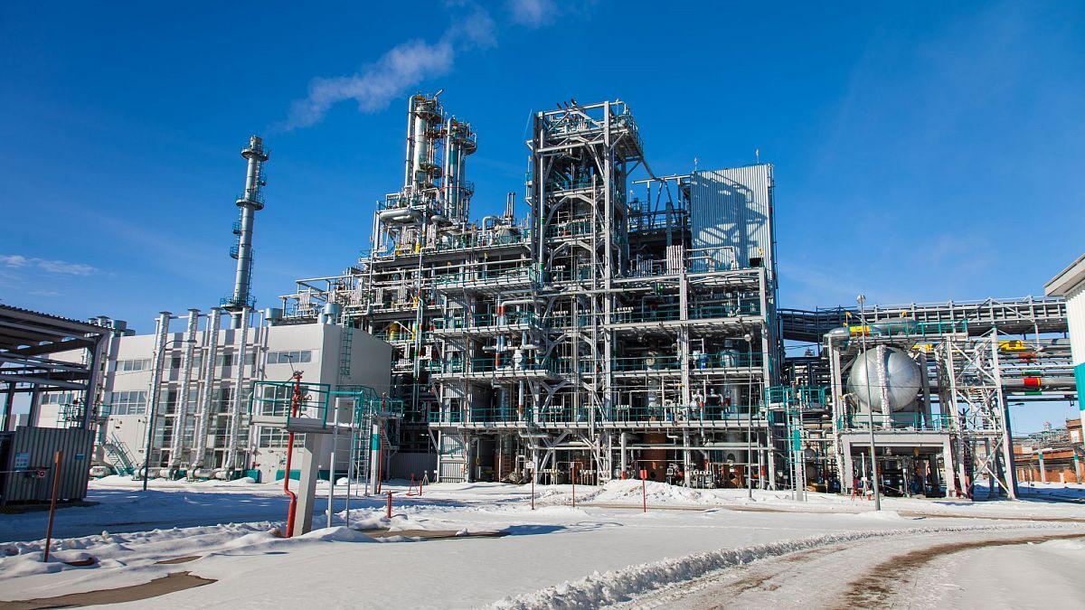 Моделирование работы промышленных установок получения этилбензола