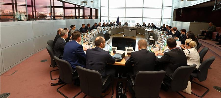 Конструктивно, но не для всех. В г. Брюссель прошли переговоры по газу в формате Россия - Украина - ЕС