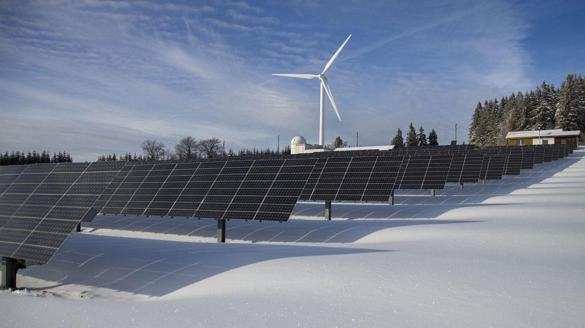 Преимущественные виды альтернативных источников энергии в арктическом регионе России