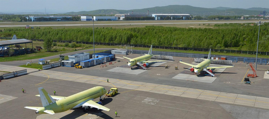 200 SSJ 100 и SSJ New. Проект Sukhoi Superjet продолжает свое развитие - Новости ТЭК на Neftegaz.RU