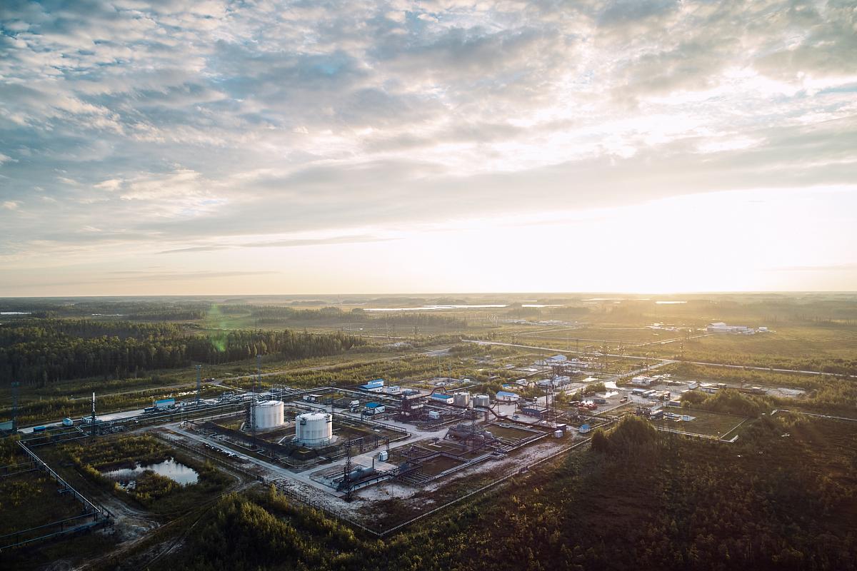 Перспективы добычи нефти из отложений баженовской свиты