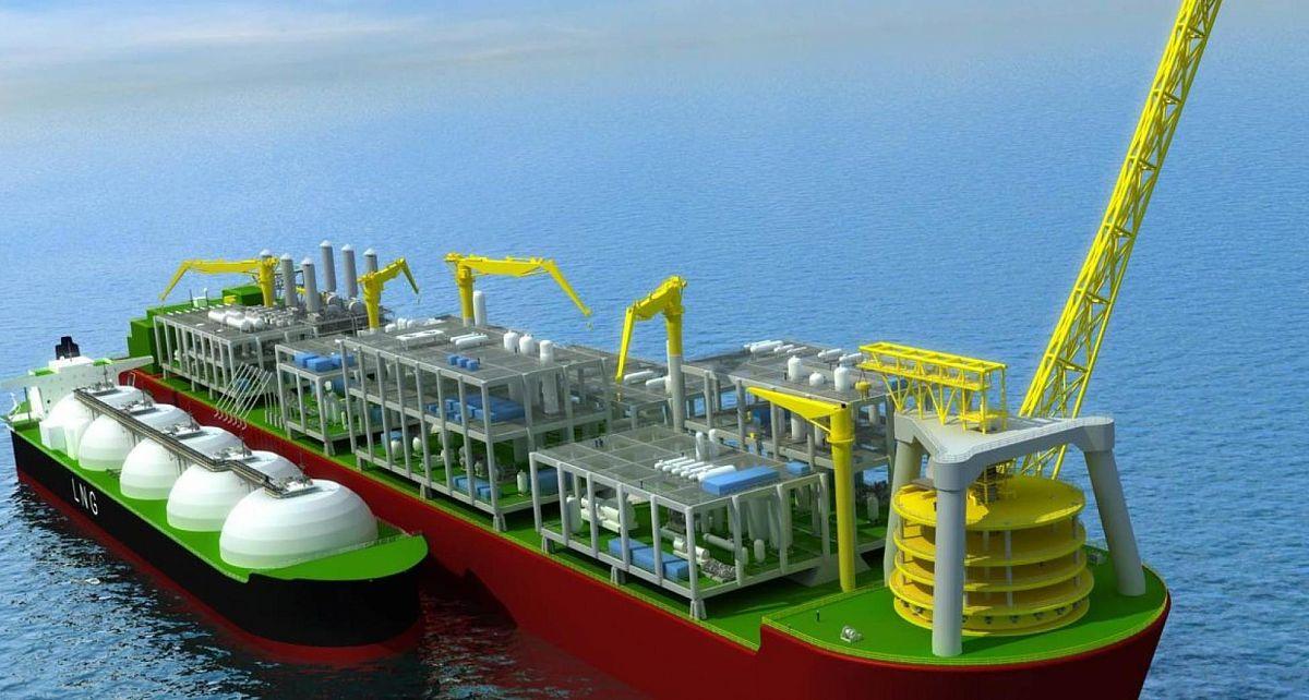 Результаты исследования коэффициента утилизации плавучих технологических платформ для добычи и хранения углеводородов