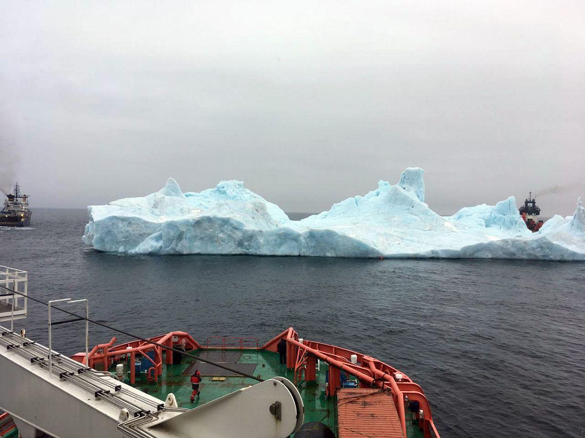 К Арктике не готовы
