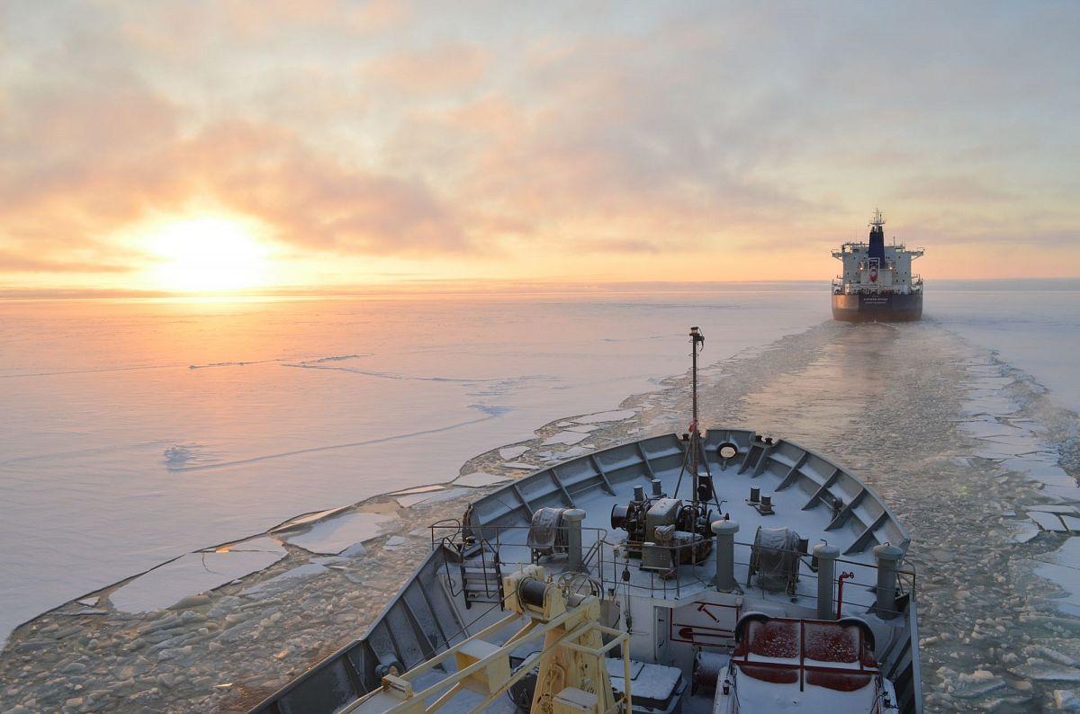 Сейсморазведка в Арктике. Особенности навигационного обеспечения