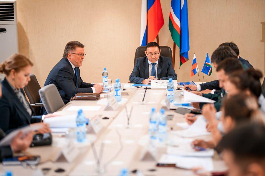Итоги и перспективы деятельности ООО «Газпром геологоразведка» обсудили на совещании в Якутии