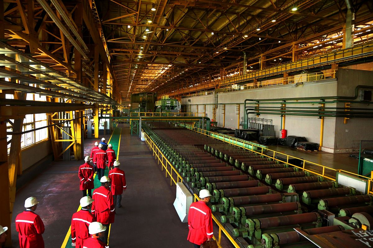 Ижорские заводы: уникальный опыт и инновационное развитие