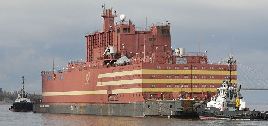ROSATOM reports power start-up of the world's only floating nuclear power unit