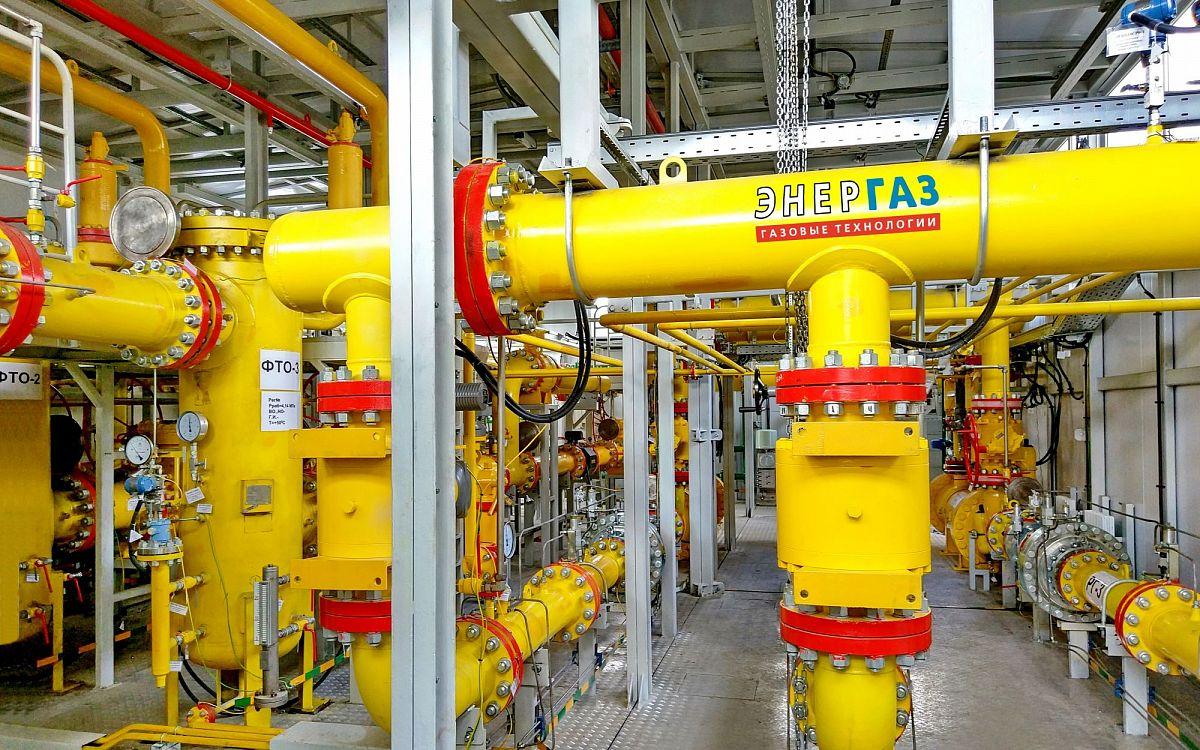 Многофункциональные установки подготовки газа «ЭНЕРГАЗ» – накоплен опыт надежной эксплуатации