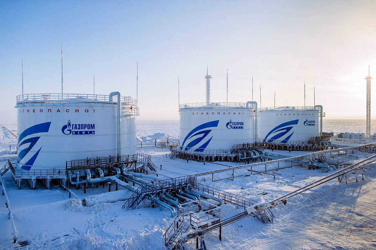Технологии будущего на месторождениях Газпрома