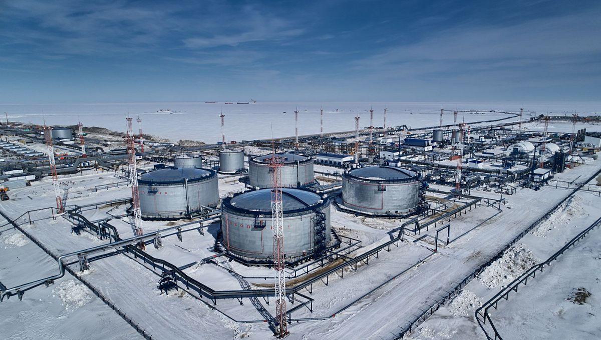 Новопортовское НГКМ выйдет на полку добычи в 2021 г.