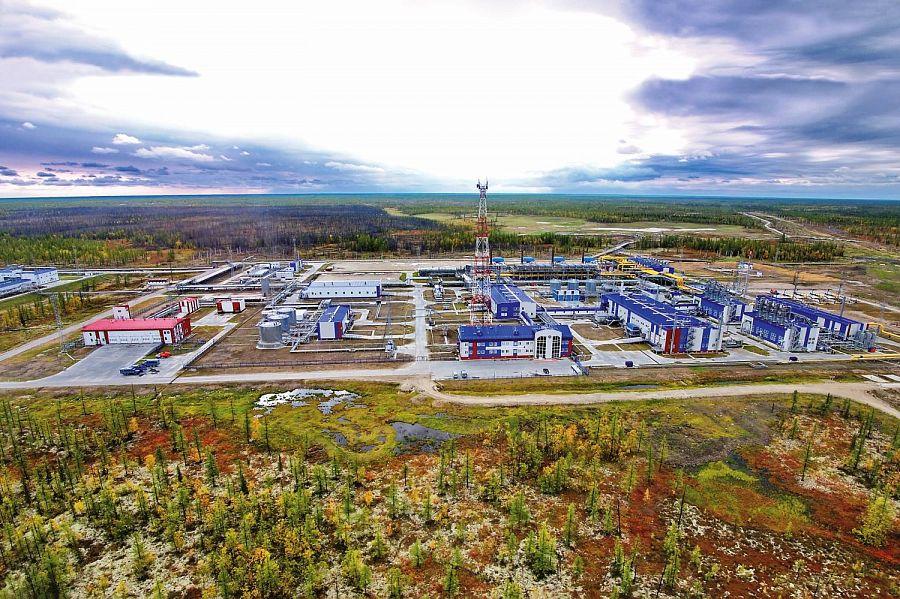 Тюменнефтегаз на 8% увеличил запасы Русского НГКМ по российской классификации