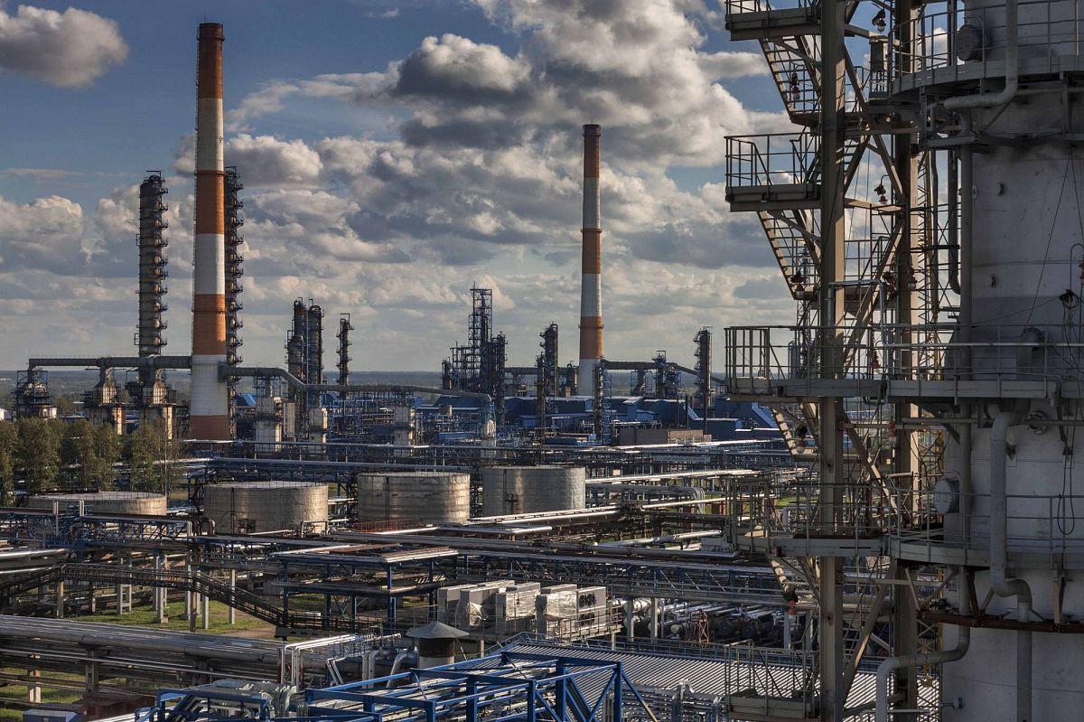 Контроль качества при изготовлении критического оборудования для нефтепереработки