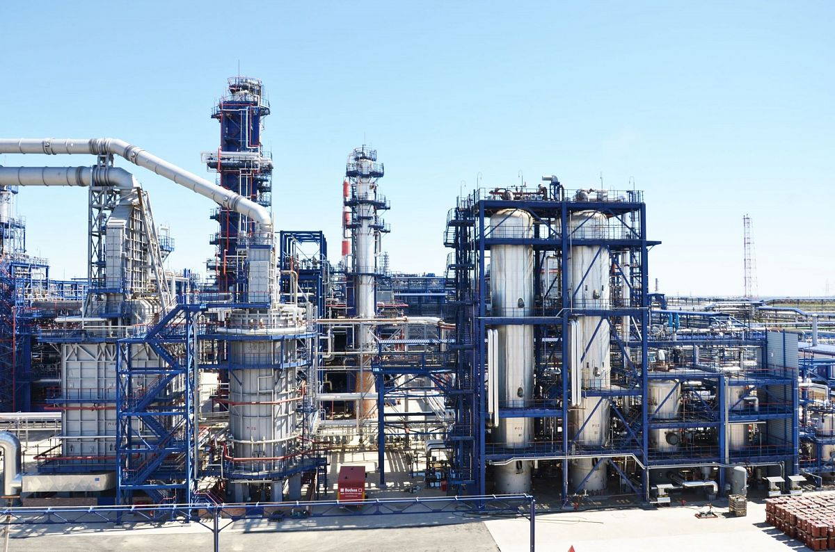 Очистка газов от оксидов азота