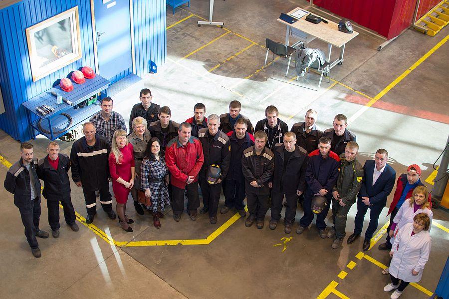 «ОДК – Газовые турбины» принимает V корпоративный чемпионат профессионального мастерства ОДК по международным стандартам в компетенции «Сварочные технологии».