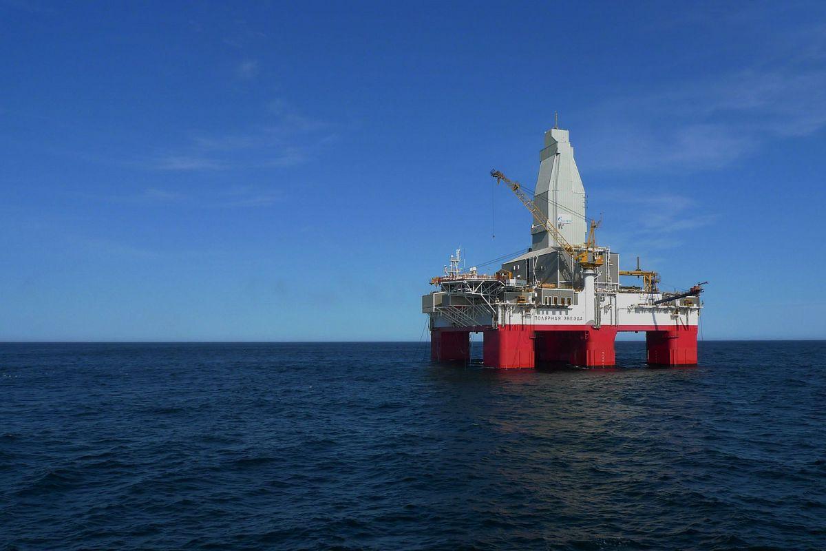 Газпром взялся за шельф