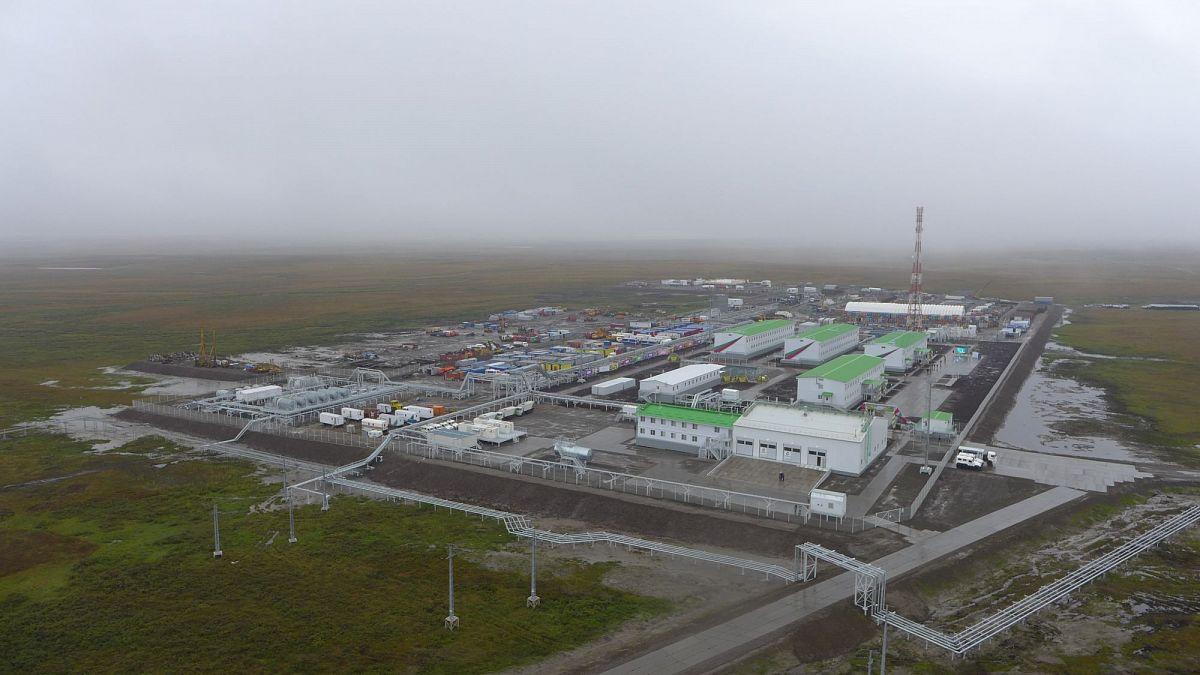 Снабжение в Арктике