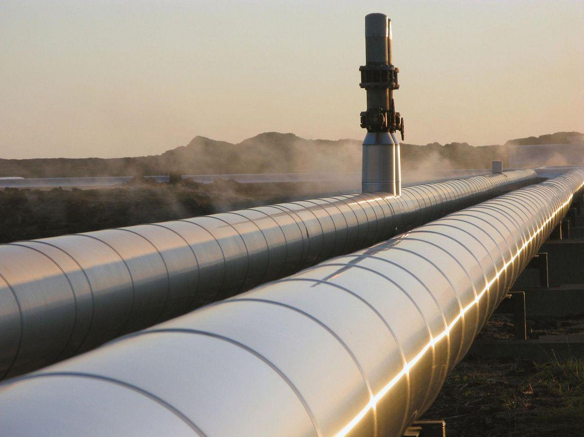 Термоизолированные трубы для увеличения нефтеотдачи
