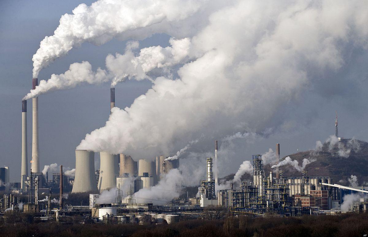 Углекислый газ как сырье для крупнотоннажной химии