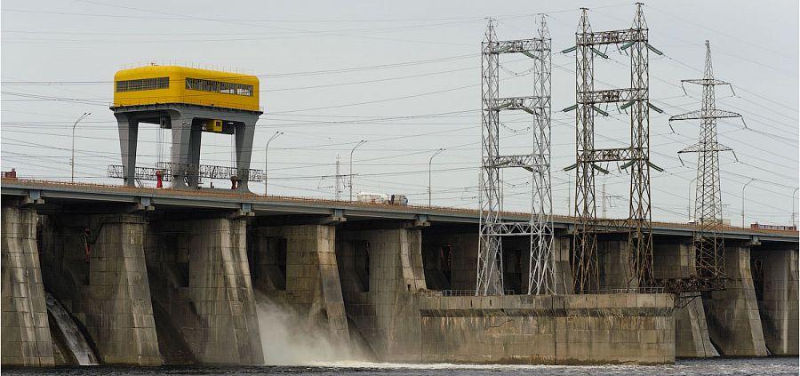 Жигулевская ГЭС. Завершена модернизация распределительных устройств