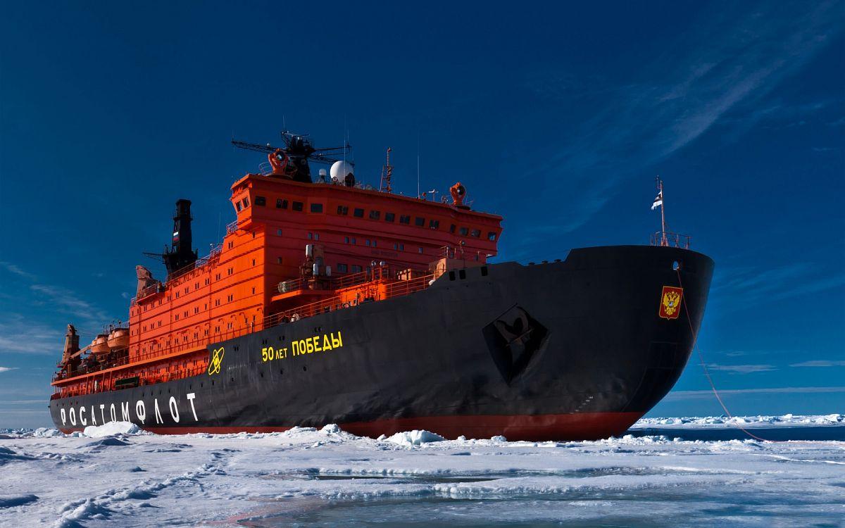 Пути российских ледоколов. Ледокольное обеспечение СМП и направления развития ледоколов и ледокольных судов