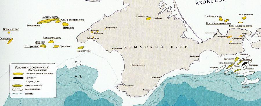 И вновь к структуре Гордиевича. Черноморнефтегаз в 2017 г активизирует геологоразведочные работы