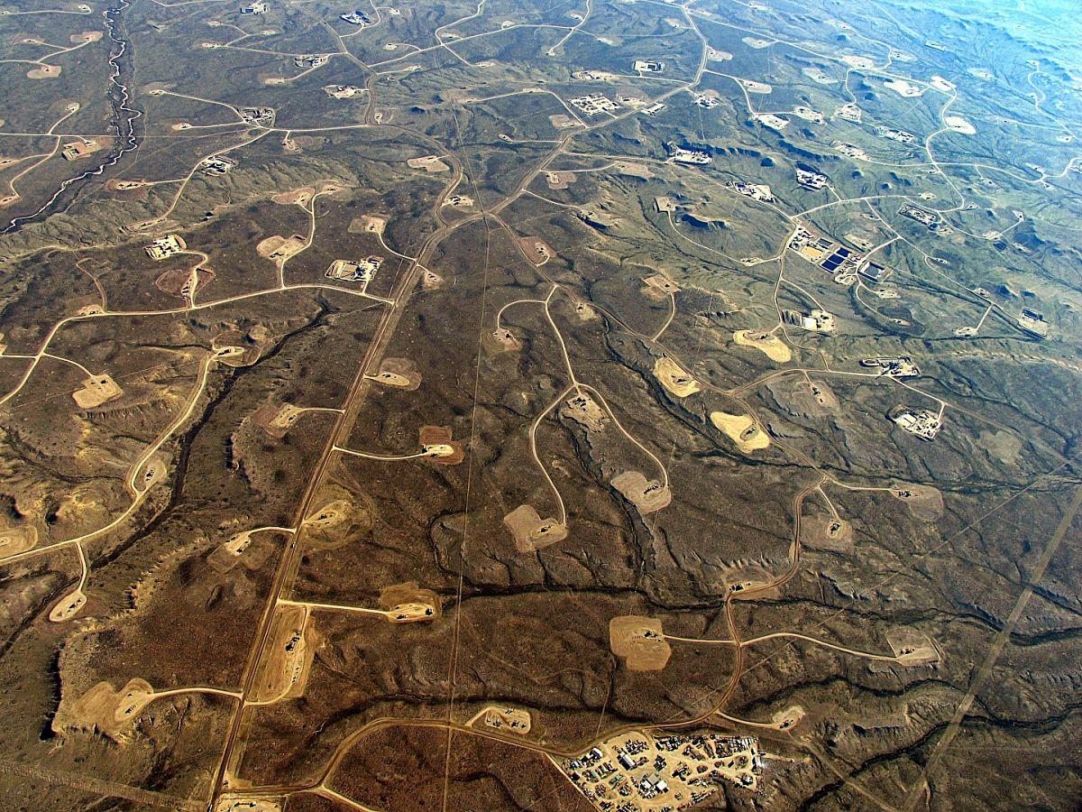 Сланцевый газ: Эволюция в добыче углеводородов