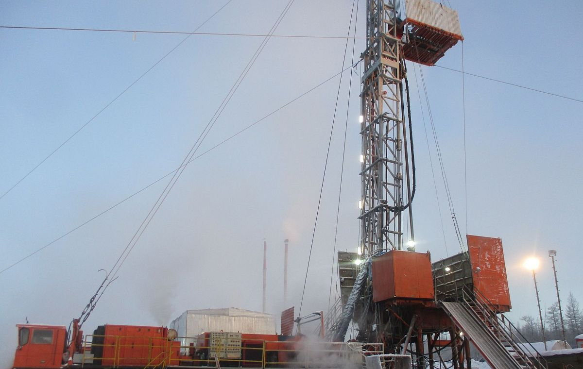 Нефтесервисные технологии для добычи алмазов