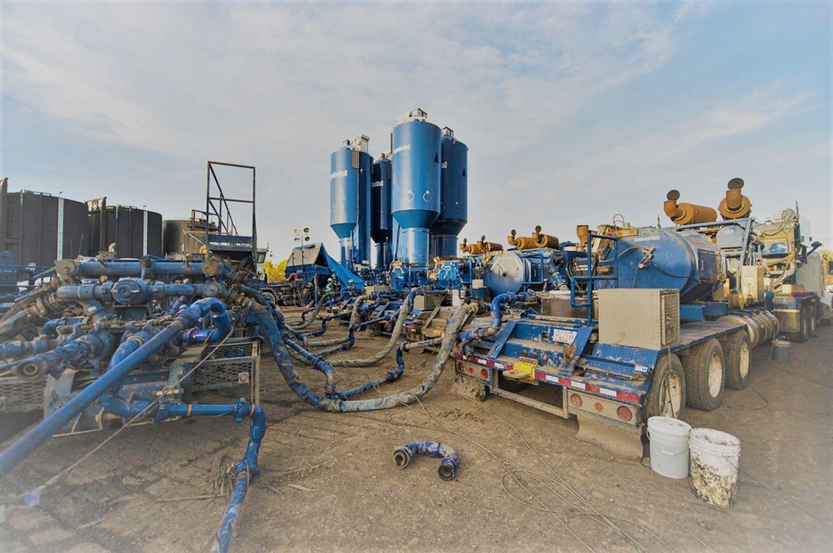 Увеличение нефтеотдачи Физико-химическими методами на поздней стадии разработки месторождений