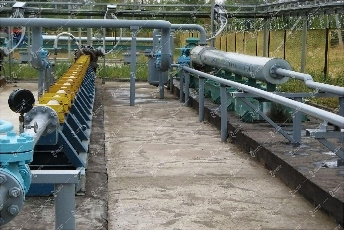 Опыт разработки и внедрения систем подготовки воды в промысловых условиях