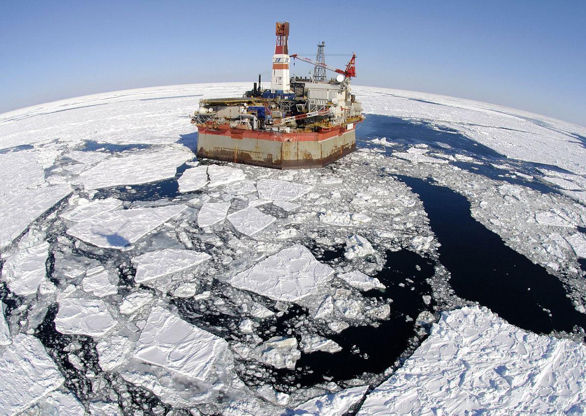 Карбонаты - первоочередной объект для поисков залежей нефти и газа в палеозойских отложениях Арктического шельфа России