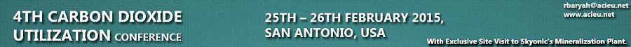 4th Carbon Dioxide Utilization Conference
