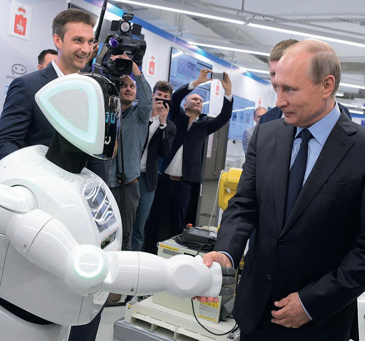 Квантовые коммуникации от РЖД, новые вещества от Росатома и искусственный интеллект от Сбербанка