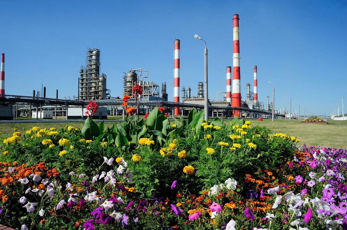 Нефтехимия и нефтедобыча Татарстана в 2019 году