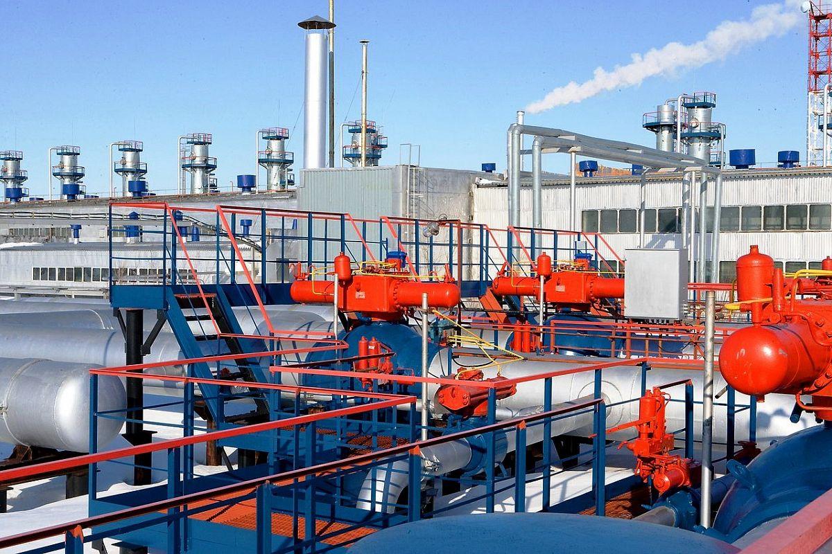 Объемные свойства природного газа залегающего в пластах в условиях высоких температур и давлений